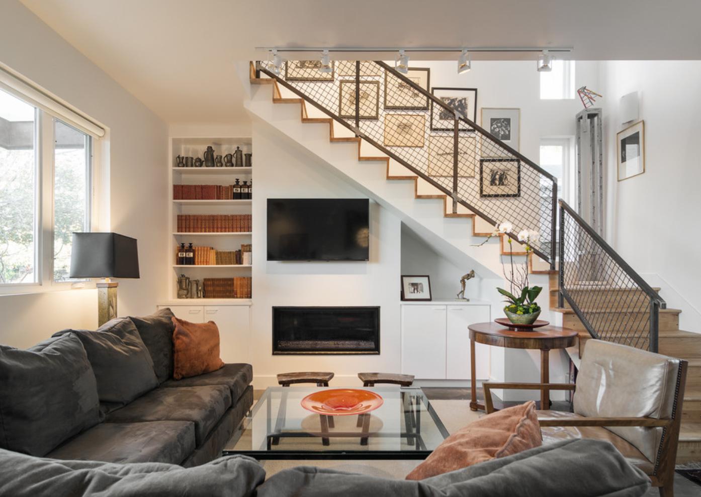 20 Smart Under Stairs Design Ideas: Smart Under Stairs Ideas