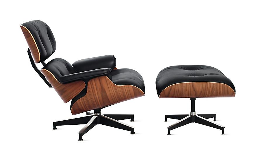 eames lounge chair - amžinai madinga kėdė - viskas apie interjerą